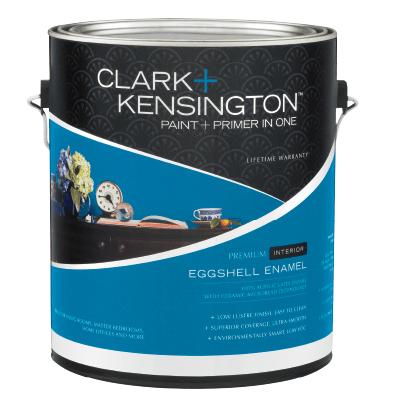 Clark + Kensington Interior Eggshell Enamel