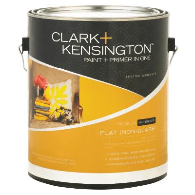 Clark + Kensington Interior Flat Non-Glare