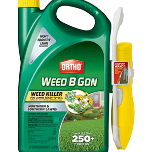 Weed and Plant Control