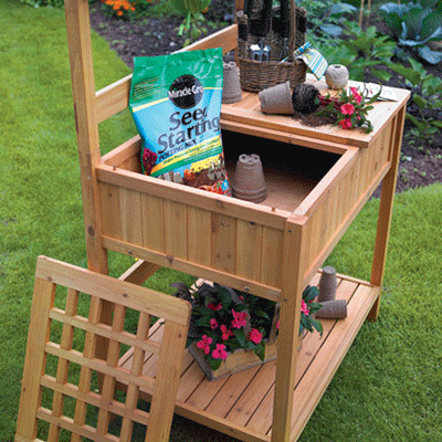 Specialty Garden Products