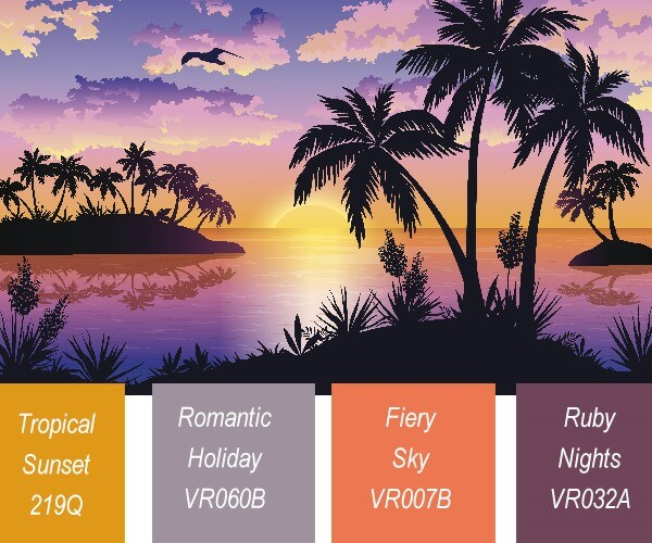 Valspar Sunset Paint