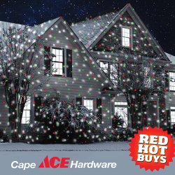 Christmas and Holiday Decorations at Cape Ace