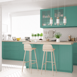 Guide to Painting Kitchen Cabinets