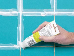 regrout your bathroom tile
