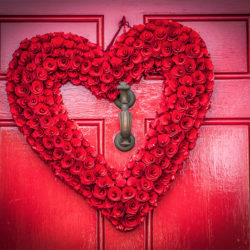 Door Décor Ideas for Valentine's Day