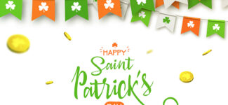 Patrick's Day decorations feature